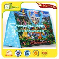 Luxury grade and ROHS certificate approved cheap recycled reusable shopping bag