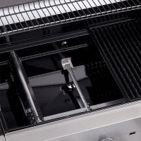 Char-Broil - Performance 450 - 24, 000 BTU 3 Burner TRU-Infrared With Side Burner