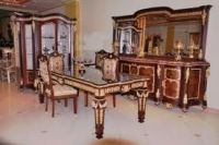 HOME FURNITURE - WOOD - EGYPTIAN HAND MADE