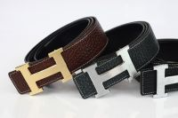leather belts and wallets