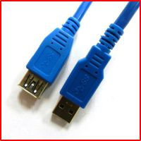 A male to A female usb 3.0 cable
