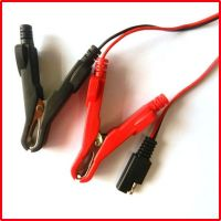 12v aligator clamp cable