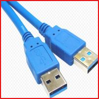 gold-plated usb 3.0 cable