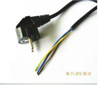 250v 10A  VDE power plug for laptop