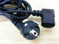 90degree Germany power cord