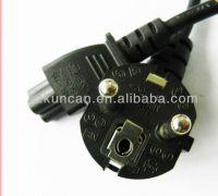 3 pin VDE power cord