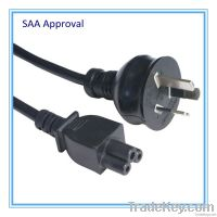 saa approval power cord