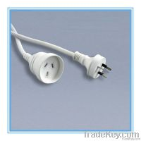 saa clear extension cord