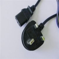 6ft 250V 13A C13 English  AC power plug for laptop szkuncan