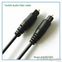 digital optic toslink cable, digital optical audio toslink cable
