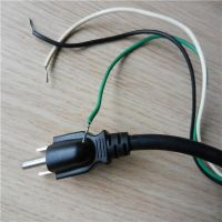 UL 3 Prong power cable 18AWG  szkuncan