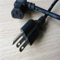15A  125V NEMA5-15P power cable VT/SJT 18AWG  for laptop  szkuncan