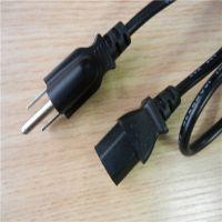 UL NEMA5-15P power cable VT/SJT 18AWG  for laptop  szkuncan
