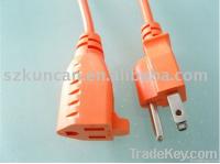 UL American power cord