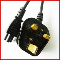bsi approval uk 3-pin fused power plug