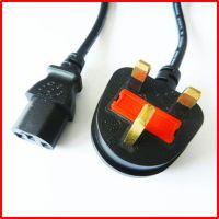 uk 3pin power cord