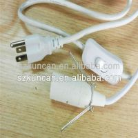 Usa Ul 110v Power Cord