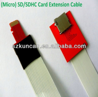 FCC 15P SD card reader extension cable