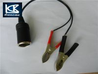 cigar cable male to female SPT-1 18AWG for car and solar system