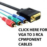 DVI To 3RCA Cable/DVI TO Audio Cable/ DVI TO RCA CABLE