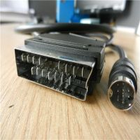 21pin scart cable for IPTV 1.5m ,2m