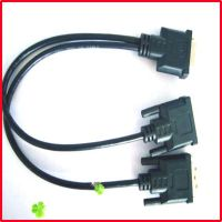 short dvi cable