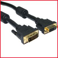dvi cable male to male for monitor