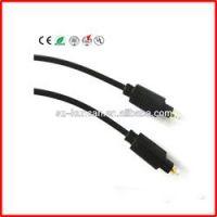 audio fiber cable