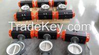 pneumatic rotary actuators
