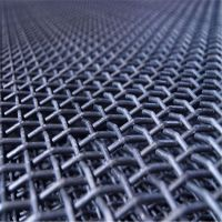 High Quality Iron Crimped Wire Mesh