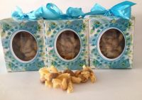 Wedding Favor Door Gift Boxes - Colour and ribbon.