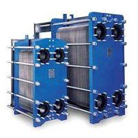 Fully welded plate heat exchanger