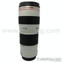 custom camera lens mug