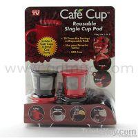 plastic keurig k cup