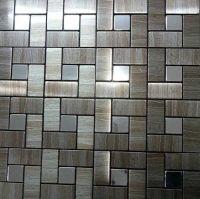 Aluminum Plastic Composite Mosaic | H - Shape | H - 33