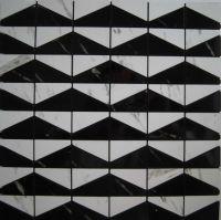 Aluminum Plastic Composite Mosaic | S - Shape | S - 01
