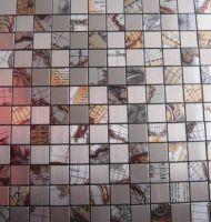 Aluminum Plastic Composite Mosaic   G - Shape   G - 47