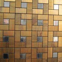 Aluminum Plastic Composite Mosaic | H - Shape | H - 35