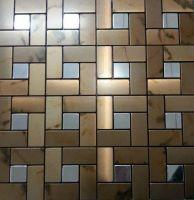 Aluminum Plastic Composite Mosaic | H - Shape | H - 30