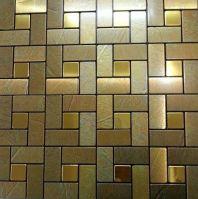 Aluminum Plastic Composite Mosaic | H - Shape | H - 32