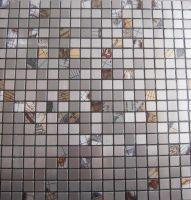 Aluminum Plastic Composite Mosaic   G - Shape   G - 44