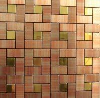 Aluminum Plastic Composite Mosaic | H - Shape | H - 37