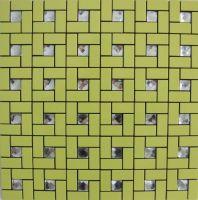 Aluminum Plastic Composite Mosaic | H - Shape | H - 13