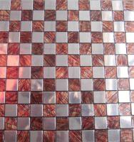 Aluminum Plastic Composite Mosaic   G - Shape   G - 48