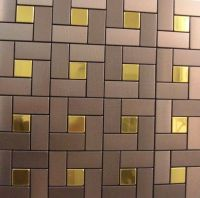 Aluminum Plastic Composite Mosaic | H - Shape | H - 34