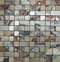 Aluminum Plastic Composite Mosaic   Y - Shape   Y - 02