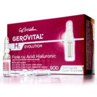 Gerovital H3 Evolution Hyaluronic Acid  ampoules 10x2ml