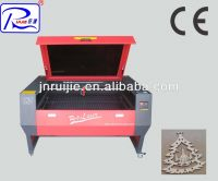 Plywood Photo Frame Cutting Machine CO2 Laser Cutting Machine RJ1390