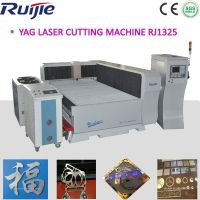 YAG laser metal machine RJ1325