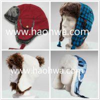 Various fashion winter Bomber hat